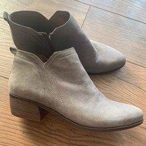 Franco Sarto booties - never worn!!